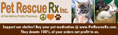 Pet Rescue Rx Inc.