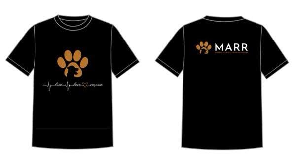 Rottie Paw T-Shirt